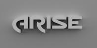 .ARISE. Logo