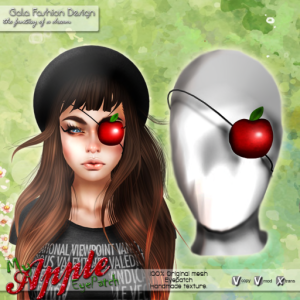 _GFD_ - My Apple Eyepatch  (AD) for AOME Hunt